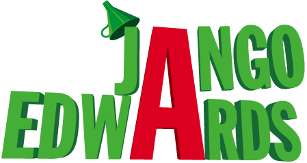 Logo Jango Edwards – Official Website
