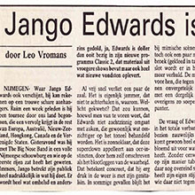 1987.03.09_Jango Edwards_Pays Bas_NIJMEEGS DAGBLAD_220x220