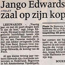 1990.10.03_Jango Edwards_Pays Bas_LEEUWARDER COURANT_220x220