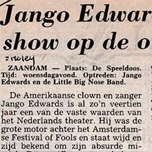 1990.10.11_Jango Edwards_Pays Bas_ZAANLANDER_220x220