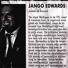 1991_Jango Edwards_Pays Bas_VARA MAGAZINE_220x220