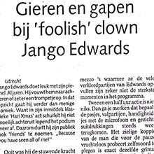 1993.09.15_Jango Edwards_Pays Bas_Utrechts Nieuvsbla_220x220
