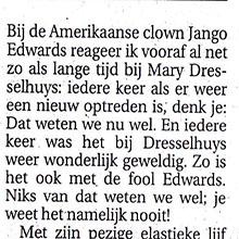 1997.10.09_Jango Edwards_Pays Bas_HAARLEMS DAGBLAD_220x220
