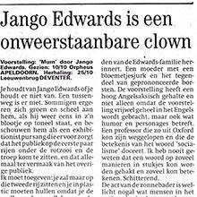 1997.10.13_Jango Edwards_Pays Bas_APELDOORNSE COURANT_220x220