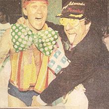 JANGO EDWARDS REVUE DE PRESSE- CANADA -1989 GAZETTE MONTREAL_220x220