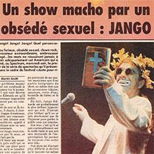 JANGO EDWARDS REVUE DE PRESSE- CANADA - FESTIVAL JUSTE POUR RIRE_220x220