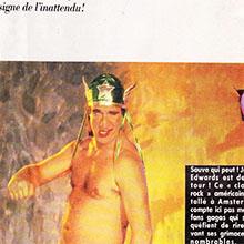 JANGO EDWARDS REVUE DE PRESSE- FRANCE - 1987 ACTUEL_220x220