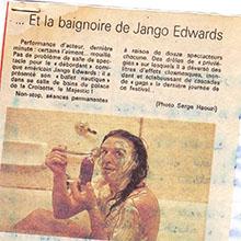 JANGO EDWARDS REVUE DE PRESSE- FRANCE - 1991 NICE MATIN_220x220