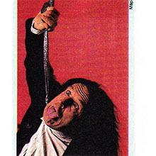 JANGO EDWARDS REVUE DE PRESSE- FRANCE - 1991 NOUVEL OBSERVATEUR_220x220