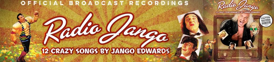 Jango Edwards - Radio Jango
