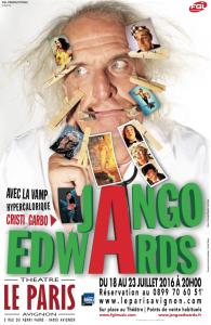 Jango Edwards Avignon 2016